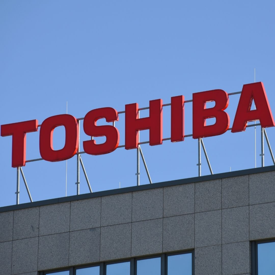 Toshiba Exits LSI Chip Business